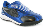 Childrens/Boys Blue Touch Fastening Astro Turf/Football Trainers UK SIZES