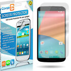 Lot New HD Clear LCD Screen Protector Cover for Motorola Google Nexus 6