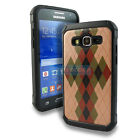 FOR VARIOUS PHONE MODELS IMPACT SHIELD RUGGED HYBRID CASE PROTECTIVE COVER+FILM