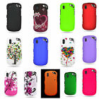 Assorted Hard Rubberized Plastic / Design Phone Cover Cases for PANTECH HotShot