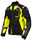 Klim Badlands Motorcycle Jacket Hi-Vis Mens Size SM-3XL