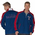Texas Rangers Grand Slam Full Zip Jacket - Royal Blue
