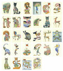 Daniel MacKai Animal & Bird Greetings Card with envelope lots of fab designs
