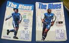 SOUTHEND UNITED HOME PROGRAMMES  2000-2001