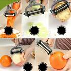 Hot Novelty Rotary Peeler Cutter Vegetable Fruit Grater Kitchen Gadget Tool - CB