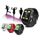 Bluetooth Wrist Smart Watch Phone Handsfree Call For Samsung Galaxy S6 S6 edge
