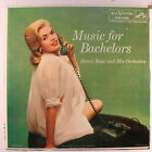HENRI RENE': Music For Bachelors LP (Mono, Jane Mansfield cover, sl corner bend
