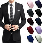 11 Colors Classic Stripe Tie Necktie for Mens Office Workwear Wedding Party New