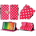 For ZTE Lever Z936L LTE Z936C Wallet Pouch Case Phone Cover Accessory