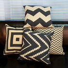 New Fashion linen Throw Pillow Cases Home Decorative Square Cushion Cover 16.5""