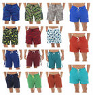Tom Franks Mens Summer Beach Holiday Swim Pool Shorts With Mesh Liner