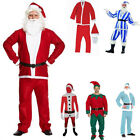 Men's Costumes Fancy Dress Christmas Dress Stag Do Suit Elf Santa Night Out