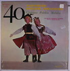 KRAKOW PROMENADE ORCHESTRA: 40 Favorite Polish Melodies LP (Mono, shrink) Inter