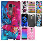 For LG Escape 2 H443 H445 HARD Protector Snap On Case Phone Cover Accessory