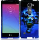 For LG Escape 2 H443 H445 HARD Protector Snap On Case Phone Cover + Screen Guard