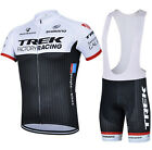 2015 New Cycling Bike Short Sleeve Clothing Bicycle Sports Jersey Shorts Bib Set