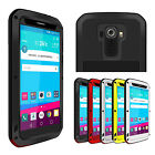 Metal Aluminum Waterproof Gorilla Glass Case Cover For LG G3/G4 LOVE MEI
