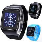 "1.5"" Smart GSM Mobil Watch Phone / Armbanduhr SIM Bluetooth Spion-Kamera FM JT00"