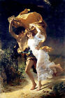The Storm by Pierre Cot (classic French myth art print)
