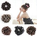 Women Synthetic Curly Hairpiece Ponytail Holder Elastic Chic Hair Scrunchie Rope