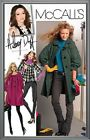McCall's 5765 OOP Paper Sewing Pattern to MAKE Fashion Jacket & Coat