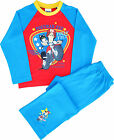 PP52 Boys Postman Pat and Jess Pyjamas Sizes 12 months to 5 years