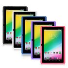 "iRULU Multi-Color 7"" Google Android 4.4 Quad Core Dual Cameras 8GB Tablet PC"