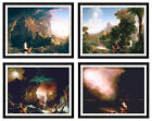 The Voyage of Life Childhood Youth Manhood Old Age Thomas Cole Art Repro Print