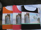 NEW NWT Women's Margaritaville 2 Pack Cotton Tagless Camis Tops  MANY/SIZES/CLRS