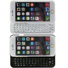 New Slim Thin Wireless Slide Out Bluetooth Keyboard Case Cover For iPhone 6