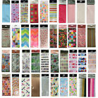 Printed Patterned Tissue Wrapping Paper designer 4 sheets - Glick many designs