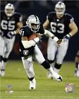 Tim Brown Oakland Raiders NFL Action Photo (Select Size)