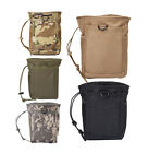 TACTICAL PAINTBALL MAGAZINE DUMP DROP RELOADER POUCH BAG MILITARY MOLLE POUCH