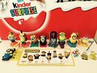 Kinder Surprise Minions Choose Your Character + Full Set Limited Edition UK 2015