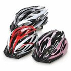 Adult Safety Cycling Outdoor Helmet Road Mountain Bicycle Visor Head Protect New