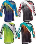Fly Racing 2016 Kinetic Trifecta MX ATV BMX Jersey Men Youth All Sizes All Color