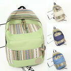 Cute Girl Fashion Womens Canvas Travel Satchel Shoulder Bag School Backpack Hot