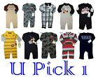 BOYS OUTFIT JUMPSUIT COVERALL JUMPER PLAYWEAR CREEPER ROMPER KIDS CHILDREN BABY