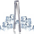 Stainless Steel Ice Cube Sugar Cookie Cake Tongs Kitchenware Buffet Dinner Tool