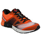 Mens Reebok One Cushion Crossfit Trainers In Orange From Get The Label