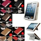 Ultra Smart PU Stand Leather Protective Case Cover For iPad 2 3 4/Mini/Air 5/2