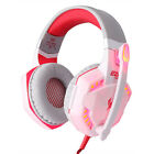 Cool Stereo Bass Flash LED 50mm Gaming Headphone Headset Headband for PC Game