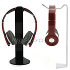 New Acrylic Earphone Hanger Gaming Headphone Desk Display Holder Stand Organizer