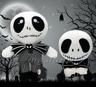 """8"""" 9"""" Cute Nightmare Before Christmas Jack Skellington Plush Soft Toy Doll Gift"""