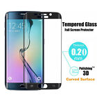 0.2mm Full Cover Tempered Flim Glass Screen Protector for Samsung Galaxy S6 Edge