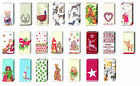 2 packs of Paper Pocket Novelty & Chrismas Tissues many designs stocking fillers