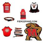 Maryland Terrapins NCAA Football Dog Pets First Licensed Team Dog Costume Sports
