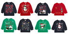 Boys Girl Babies Christmas Sweaters Jumpers Six Styles To Choose 6-9 M  to 5-6 Y
