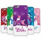 HEAD CASE CHRISTMAS TIDINGS SOFT GEL CASE FOR APPLE iPHONE 6S