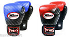 Twins Colour Fade Boxing Gloves- Blue and Red.